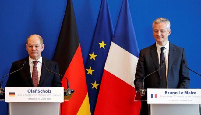 Foto: Buget separat pentru zona euro:  Franța și Germania insistă, Olanda - sceptică