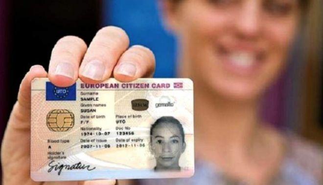 Românii vor avea cărți de identitate noi. Ce date nu vor mai fi trecute în cip - buletin-1596455636.jpg