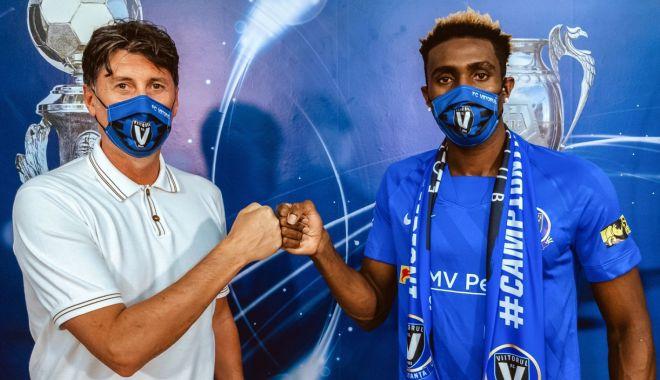 Bun venit! FC Viitorul l-a transferat pe mijlocaşul Ely Fernandes - bun2-1601997032.jpg