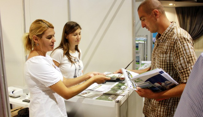 Foto: Bursa locurilor de muncă, la Constanța