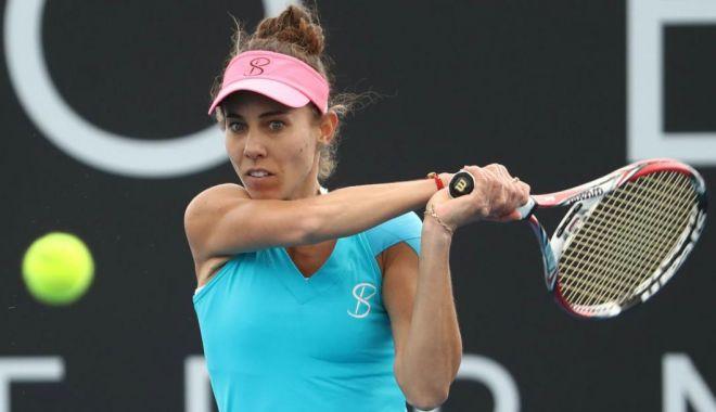 Mihaela Buzărnescu, învinsă de Venus Williams, în primul tur la Australian Open - buzarnescuhobart2018-1547544515.jpg