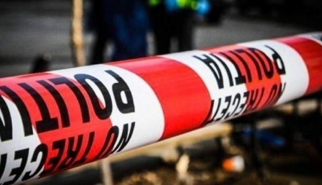 Foto: Anchetă pentru aflarea identității cadavrului în putrefacție găsit în Constanța