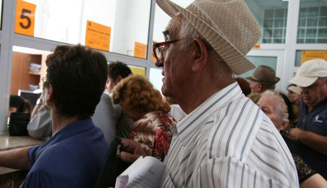 Foto: Cum puteți afla, de acasă, cuantumul pensiei