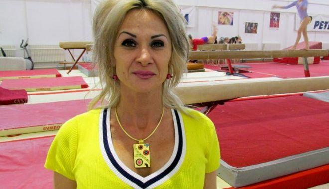 Foto: Camelia Voinea își amintește de clipele de aur