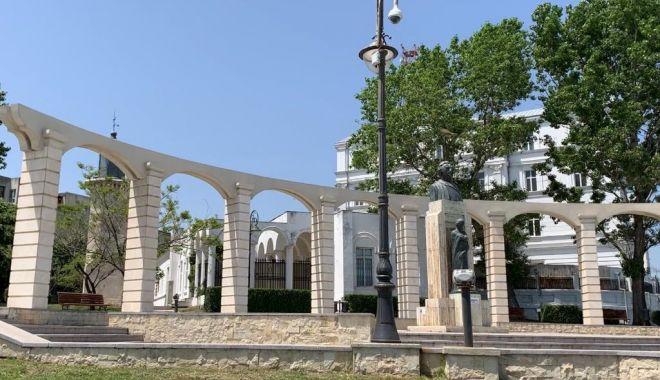 Foto: Camere de supraveghere și internet wi-fi gratuit pe faleza de la Cazino