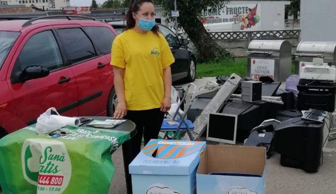 Campanie de colectare a deşeurilor electrice, la Mangalia - campaniedecolectare-1601397422.jpg