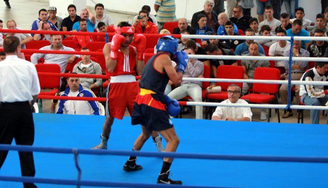 Foto: Campionatul Național de box, întrerupt! CS Farul a ratat șansa unei medalii de aur
