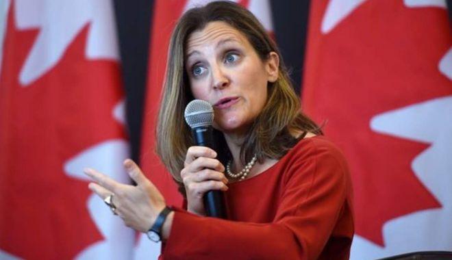Foto: Canada se opune revenirii la formula G8 prin reprimirea Rusiei
