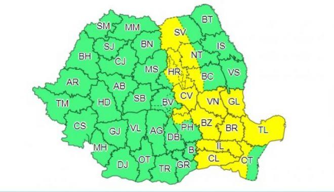 Informare meteo de caniculă la Constanța! 15 județe sub cod galben de ploi torențiale - canicula-1593499296.jpg