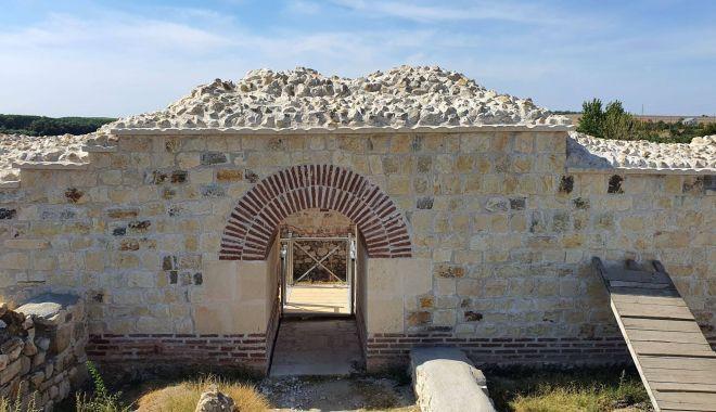 Cetatea Capidava, redată circuitului turistic dobrogean - capidava6-1600358475.jpg