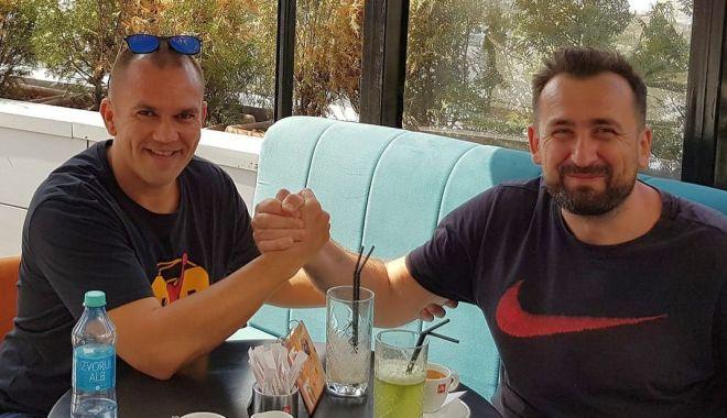 Foto: CS Phoenix-Știința Constanța îi va prelungi contractul antrenorului Carmin Popa