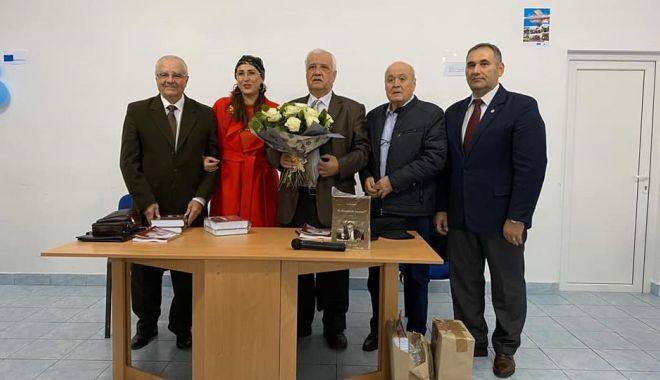 Foto: O nouă lansare de carte, la Constanța