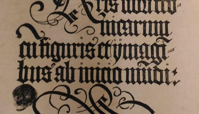 Cărți din secolul XV la Biblioteca Județeană. Cronica de la Nürnberg, o adevărată enciclopedie - carti2-1563997279.jpg
