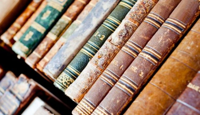 Justiția britanică a pronunțat sentința pentru hoții români de cărți rare - cartirare-1601660197.jpg