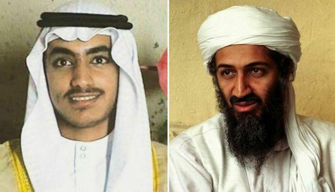 Foto: Casa Albă confirmă moartea fiului preferat al lui Osama bin Laden
