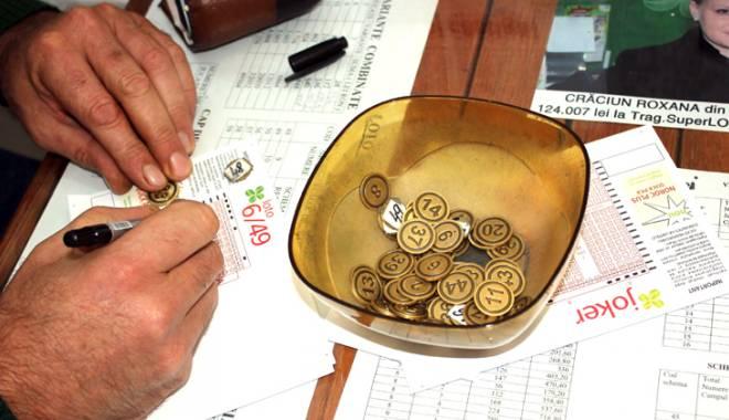 Foto: Câți bani puteți să câștigați, astăzi, la loto
