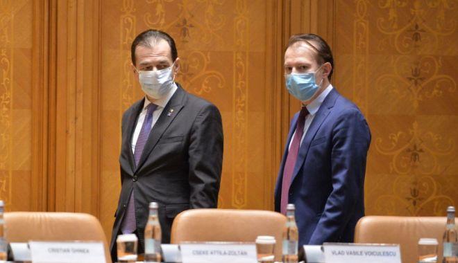 CCR a respins sesizarea AUR privind alegerea lui Ludovic Orban la șefia Camerei Deputaților - ccr-1610624871.jpg