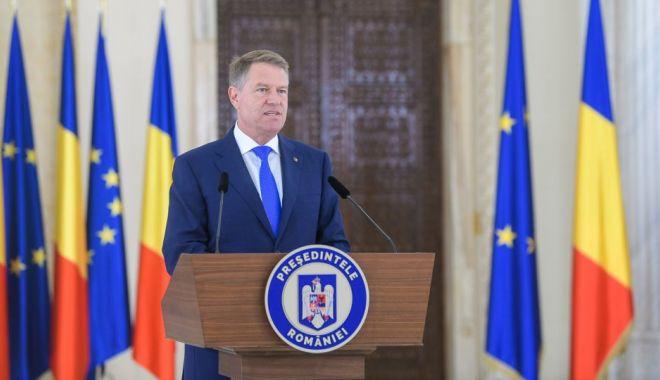 Foto: CCR a validat alegerea lui Klaus Iohannis în funcția de președinte al României