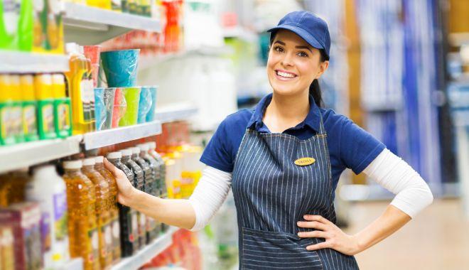 Foto: Cei mai mulți șomeri s-au angajat în comerț