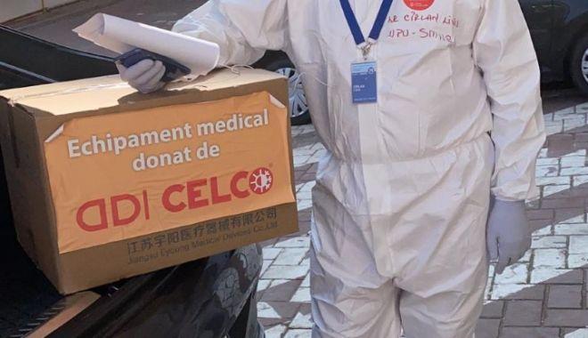 CELCO le-a asigurat cadrelor medicale 18.500 măști de protecție - celco2-1586880797.jpg