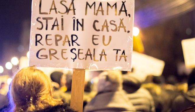 Cele mai mari proteste de la Revoluția din 1989! Peste jumătate de milion de români, în stradă! - celemaimari14-1486460122.jpg
