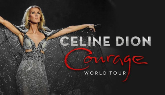 Foto: Un concert de neratat! Celine Dion vine la București
