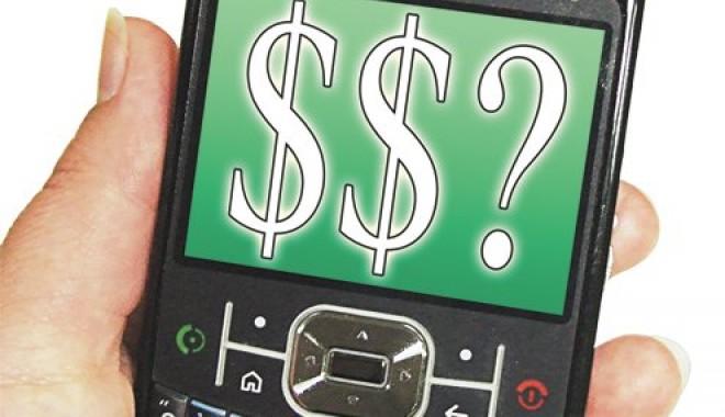 Veste bună! Mai puține abuzuri în cazul SMS-urilor cu suprataxă - cellphonetax1-1408688345.jpg