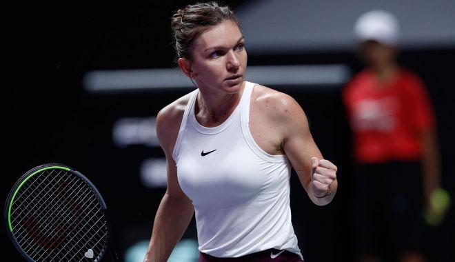 Simona Halep a învins-o pe Bianca Andreescu și face primul pas către semifinale - cemeci-1572380251.jpg