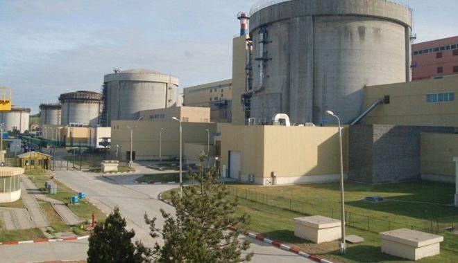 Foto: Accident GRAV la Centrala Nucleară Cernavodă. O persoană A DECEDAT