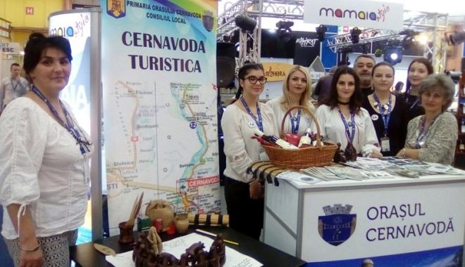 Foto: Cum a ajuns Cernavodă destinație turistică