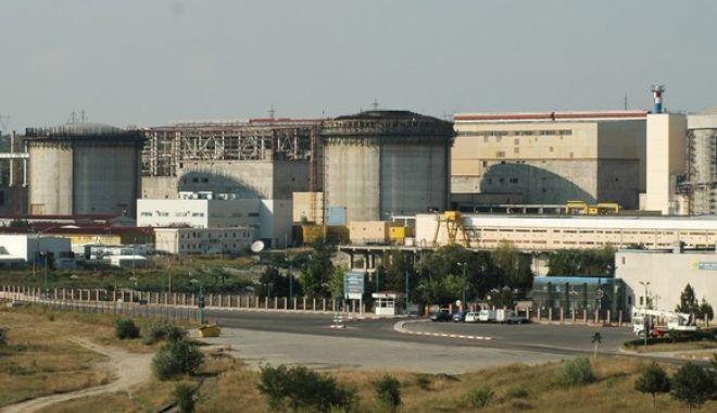 Foto: Unitatea 1 a Centralei Nucleare de la Cernavodă, oprită controlat