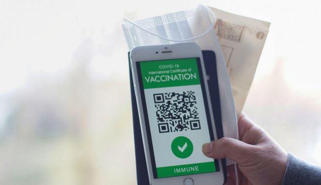Certificatul verde digital va funcţiona ca facilitator al călătoriilor - certificatulverdedigital-1618933533.jpg