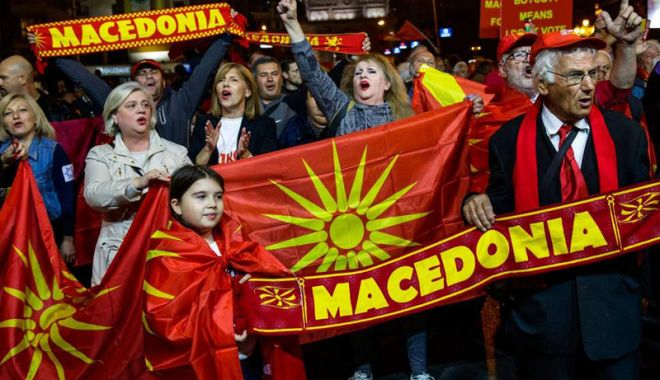 Foto: Ce spune ONU despre referendumul  din Macedonia