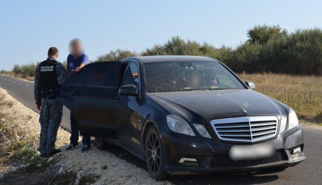 Cetățean rus, căutat pentru înșelăciune, prins la granița cu Bulgaria - cetateanrusgarda1-1571601234.jpg