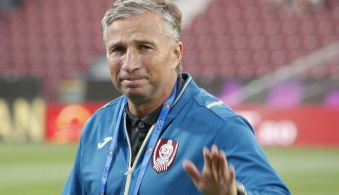 Foto: Liga Campionilor / Dan Petrescu, declarații înaintea returului cu FC Astana