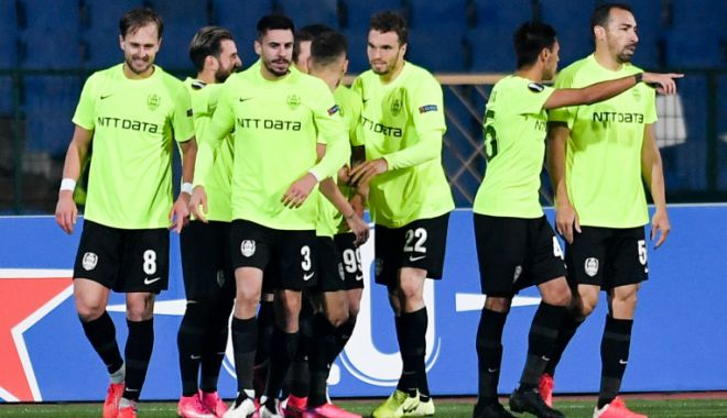 Fotbal / Start perfect. CFR Cluj, victorie mare la Sofia, în grupele Europa League - cfr-1603437727.jpg
