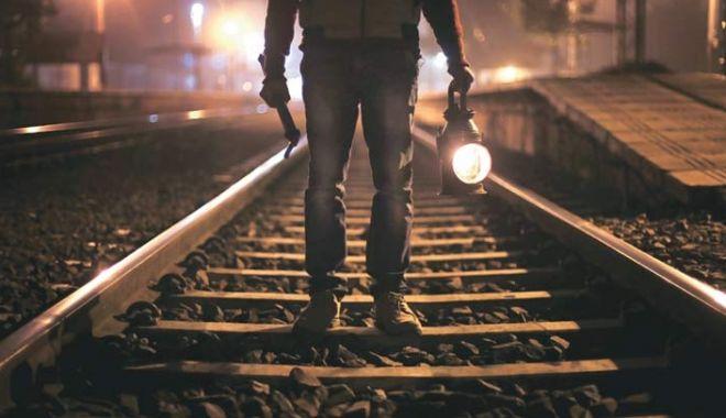 Foto: CFR a reparat podurile și podețele de la nivelul rețelei feroviare din Constanța