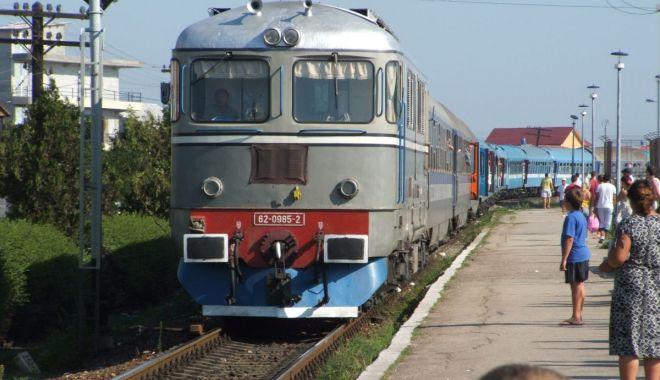 Foto: CFR pune în circulație Trenurile Soarelui