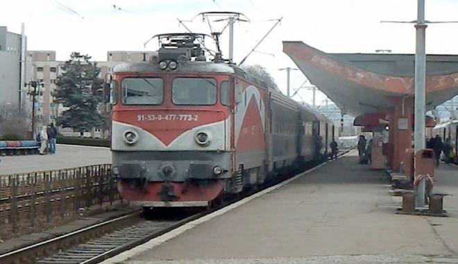 Foto: Vreți să mergeți cu trenul în Grecia? Legături feroviare directe între București și Salonic