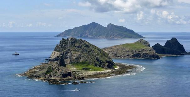 Foto: China a creat o zonă de apărare aeriană. Zona include și insulele disputate cu Japonia