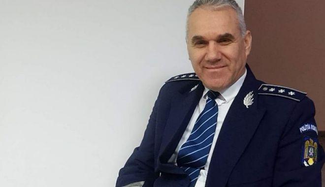 Foto: Șeful Poliției municipiului Constanța a ieșit la pensie. Iată cine i-a luat locul