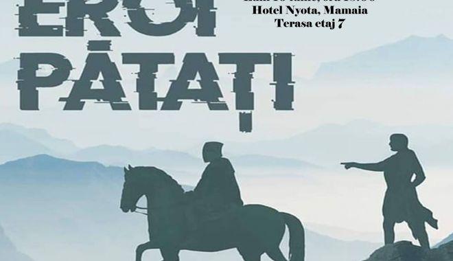 """Foto: """"Cină cu Eroi Pătați"""", eveniment din proiectul Experiențe Dobrogene"""