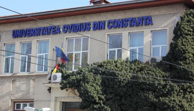 """Foto: Cine candidează pentru Senatul Universității """"Ovidius"""""""
