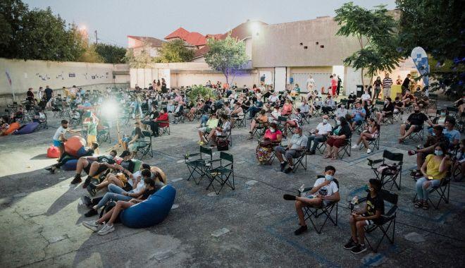 Foto: Ultimele două zile de Cinemascop, la Grădina de vară Eforie Sud