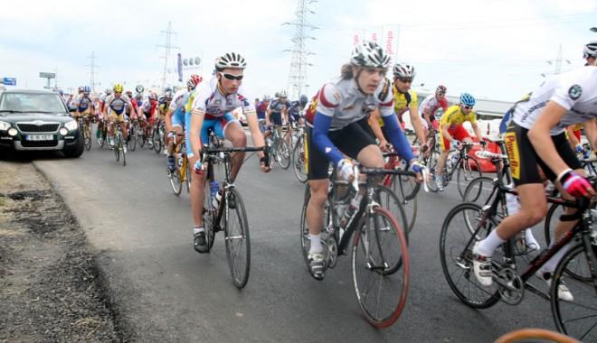 Foto: Cine sunt cicliștii  remarcați la Turul Dobrogei