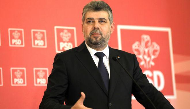 Marcel Ciolacu, sfat pentru preşedintele Klaus Iohannis - ciolacudespreiohannis-1610128937.jpg