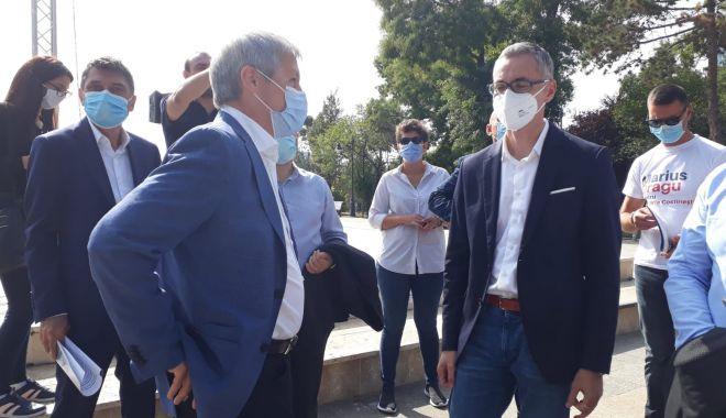 """Dacian Cioloş, prezent la malul mării. """"Constanţa are nevoie de Stelian Ion!"""" - ciolosusr1-1600796422.jpg"""