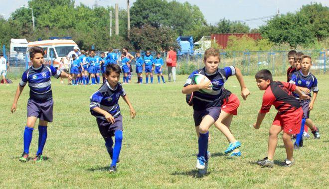 Foto: Circuitul Național de mini-rugby, etapa întâi