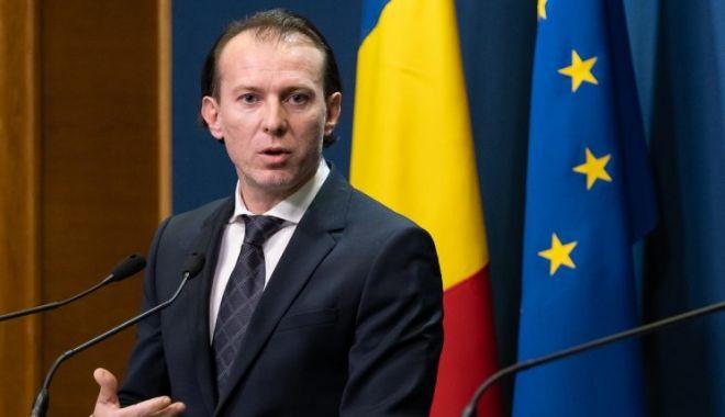 Foto: Florin Cîțu: România va evita recesiunea iar economia își va reveni până la finalul anului