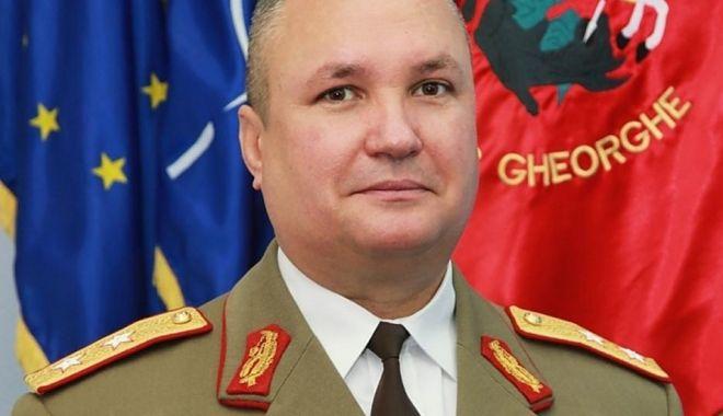 Foto: Șeful Statului Major al Apărării, misiune specială. Unde merge generalul Ciucă